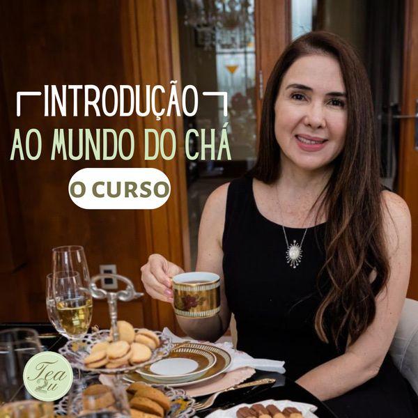 Imagem principal do produto Introdução ao Mundo do Chá por Tea2u