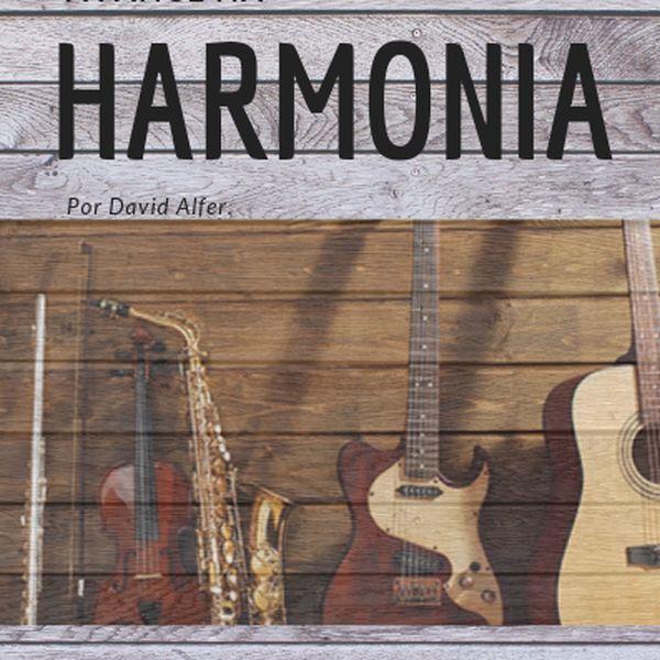 Imagem principal do produto Avance na Harmonia