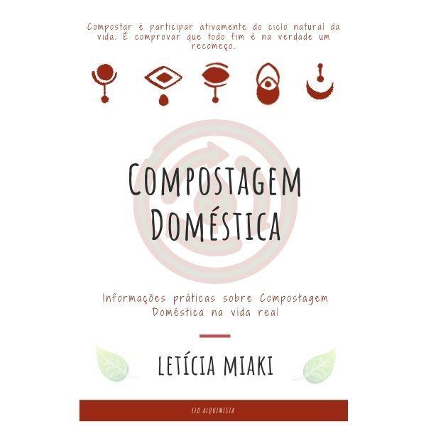 Imagem principal do produto E-book Compostagem Doméstica