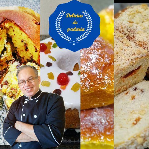 Imagem principal do produto Delicias de Padaria 1.0