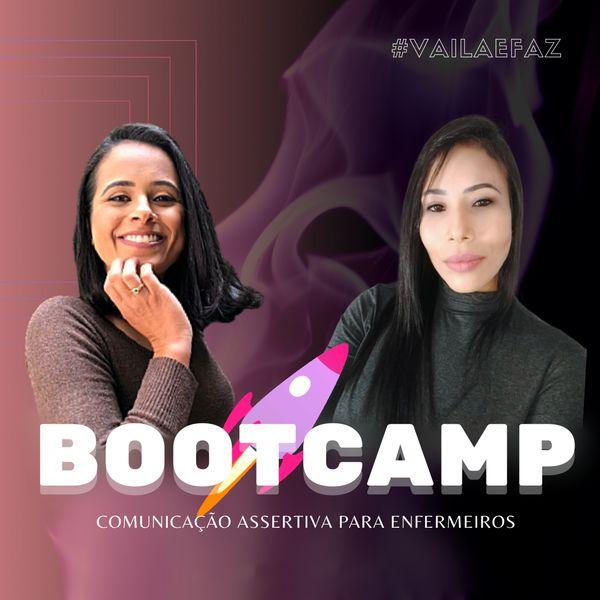 Imagem principal do produto Bootcamp - Comunicação digital para enfermeiros (treinamento gravado)