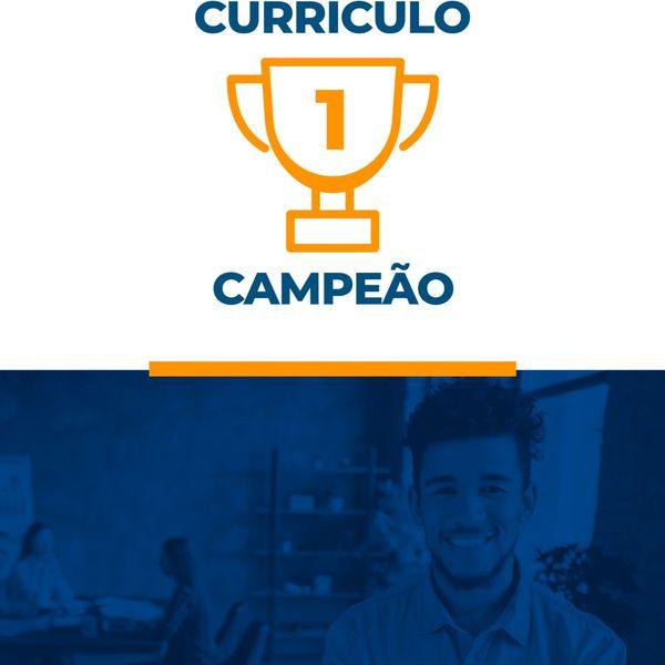 Imagem principal do produto Currículo CAMPEÃO