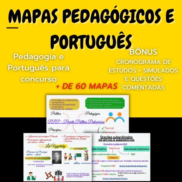 Imagem principal do produto ESTUDE COM MAPAS MENTAIS