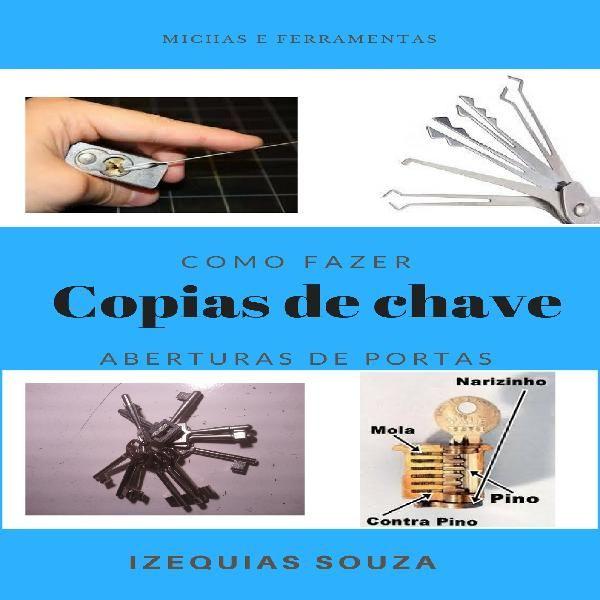 Imagem principal do produto  Copias de chave