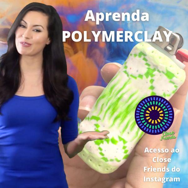 Imagem principal do produto Close Friends - Polymerclay - Cerâmica Plástica
