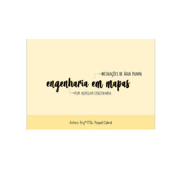 Imagem principal do produto ENGENHARIA EM MAPAS - INSTALAÇÕES DE ÁGUA PLUVIAL