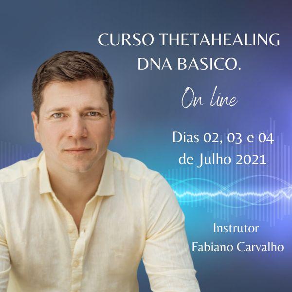 Imagem principal do produto Curso Thetahealing DNA Básico