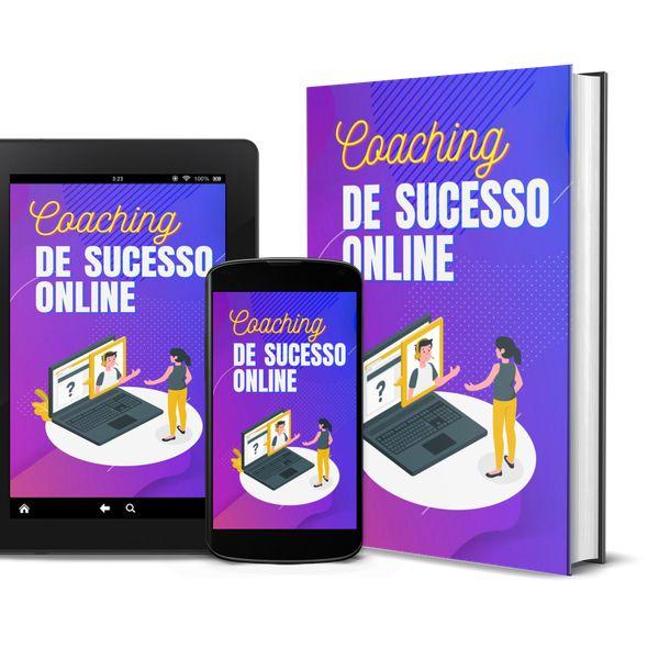 Imagem principal do produto  Coaching de sucesso online