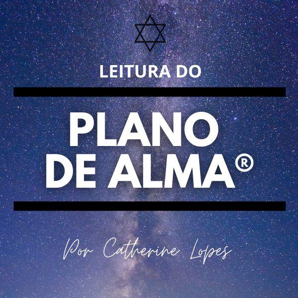 Imagem principal do produto Leitura do Plano de Alma® para propósito de vida