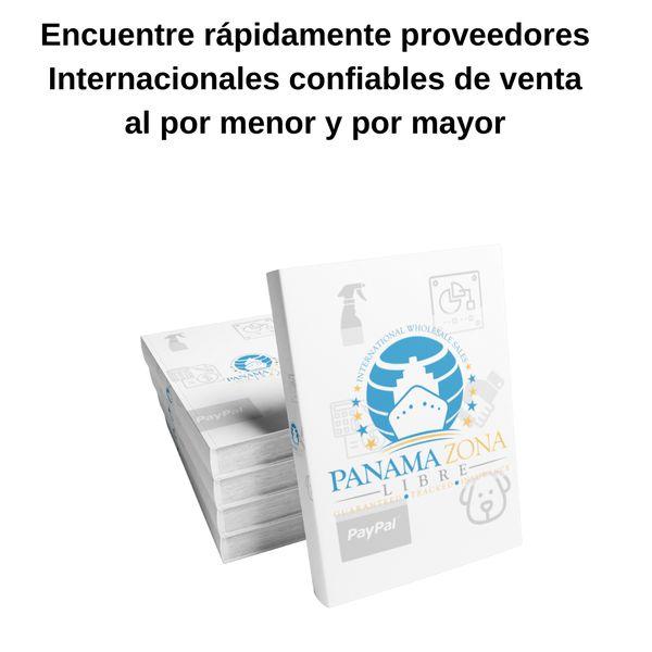 Imagem principal do produto Catalogo de Empresas Minoristas y mayoristas