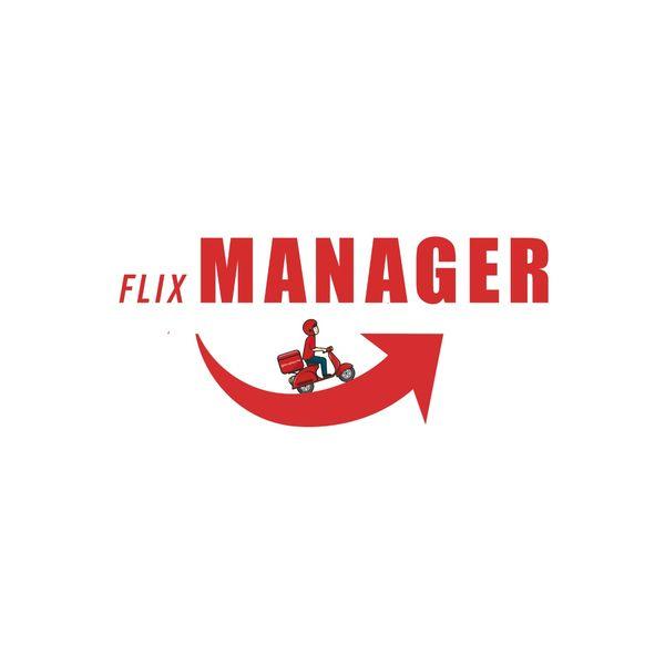 Imagem principal do produto FlixManager