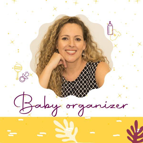 Imagem principal do produto Curso Baby Organizer - Elaine Gouvea  - Organização da gestação até o Pós-Parto