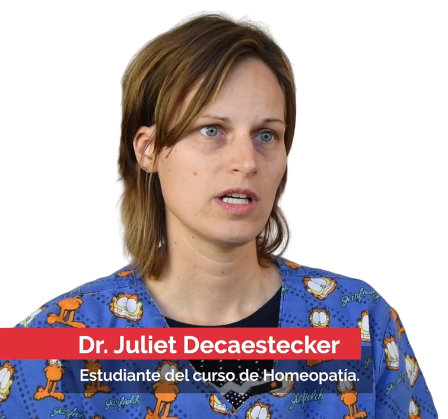 Dr. Juliet Decaestecker