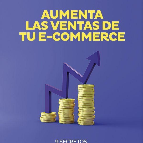 Imagem principal do produto 9 Secretos para explotar las ventas en tu E-commerce