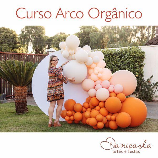 Imagem principal do produto CURSO ARCO ORGÂNICO
