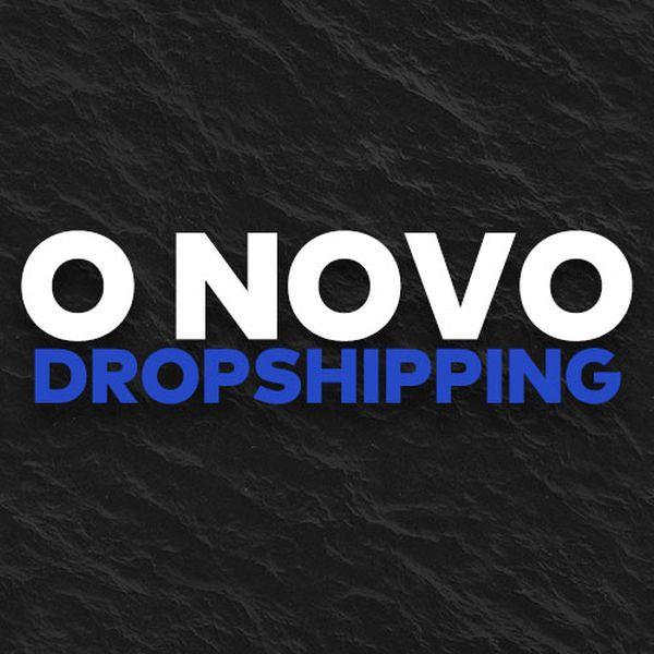 Imagem principal do produto O Novo Dropshipping