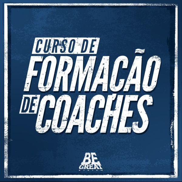 Imagem principal do produto Curso de formação de Coaches