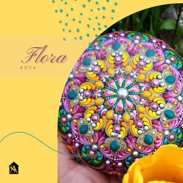 Imagem principal do produto Flora Rock Class