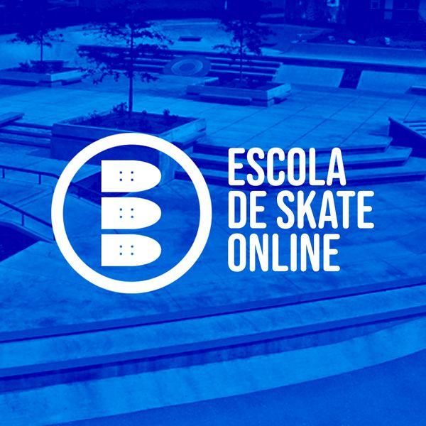 Imagem principal do produto Escola de Skate On-Line