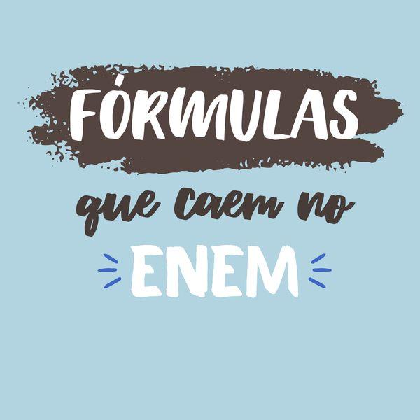 Imagem principal do produto Caderninho de Fórmulas