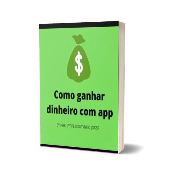 Imagem principal do produto Como ganhar dinheiro com app