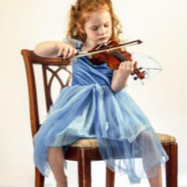 Imagem principal do produto Curso Violino Kids IV - 6 até 7 anos.