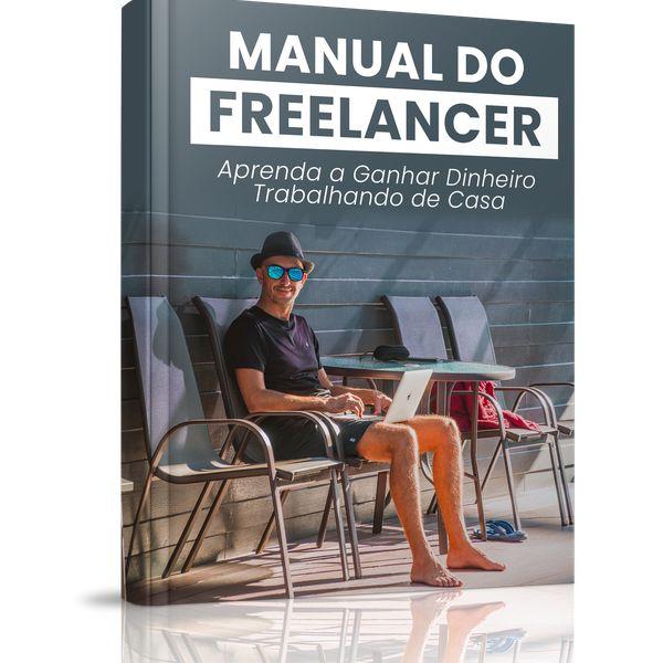 Imagem principal do produto Manual do Freelancer | Treinamento Completo