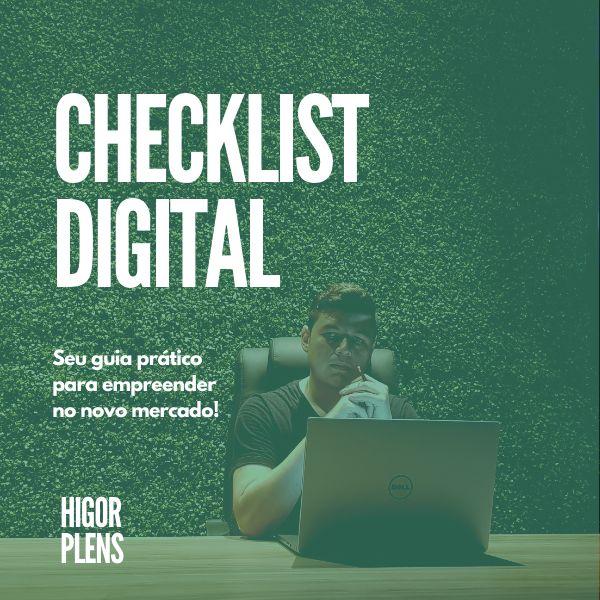 Imagem principal do produto Checklist Digital