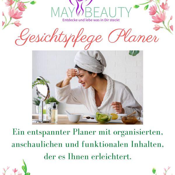 Imagem principal do produto Gesichtspflege Planer