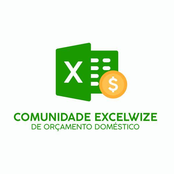 Imagem principal do produto Comunidade ExcelWize de Orçamento Doméstico