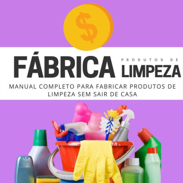 Imagem principal do produto Fábrica de Produtos de Limpeza