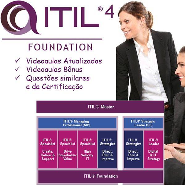 Imagem principal do produto Aprenda ITIL 4