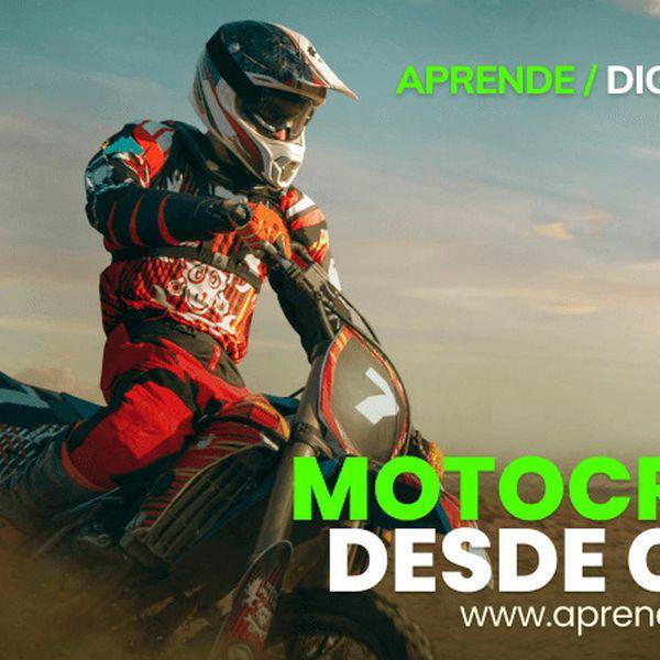 Imagem principal do produto MOTOCROSS DESDE CERO