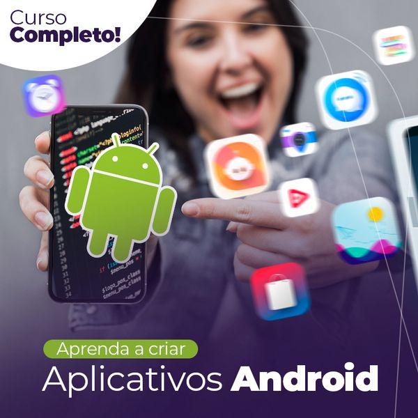 Imagem principal do produto Curso Criador de Aplicativos Android