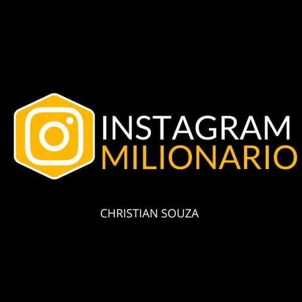 Imagem principal do produto Instagram Milionario