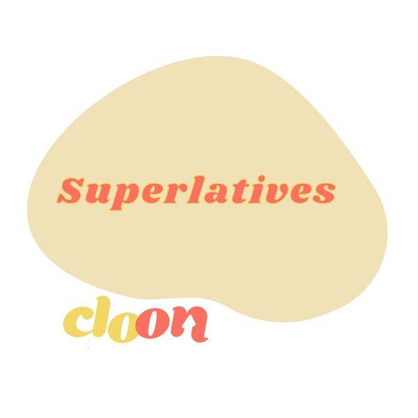 Imagem principal do produto Aula Superlatives