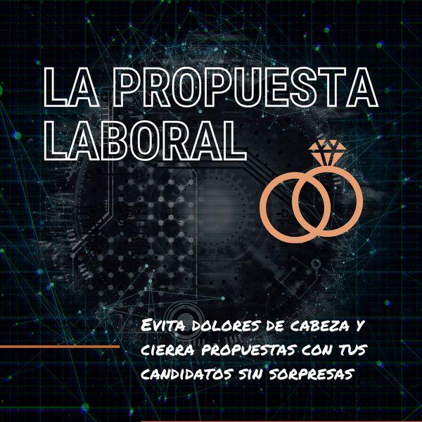 Imagem principal do produto IT Recruiting - La Propuesta Laboral