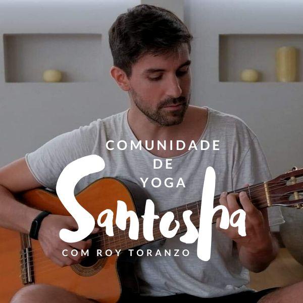 Imagem principal do produto Comunidade de Yoga Santosha