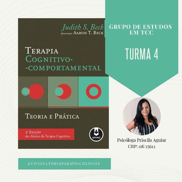 Imagem principal do produto Grupo de Estudos em TCC - Turma 4