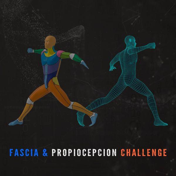 Imagem principal do produto FASCIA & PROPIOCEPCIÓN CHALLENGE