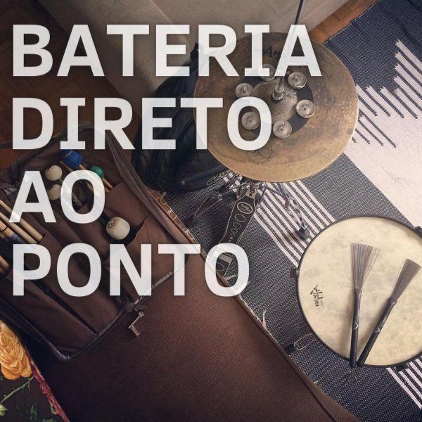 Imagem principal do produto BATERIA - DIRETO AO PONTO