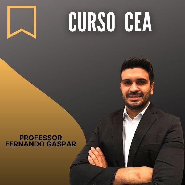 Imagem principal do produto Curso Preparatório CEA Lead Invest