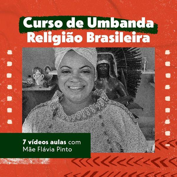 Imagem principal do produto CURSO UMBANDA RELIGIÃO BRASILEIRA