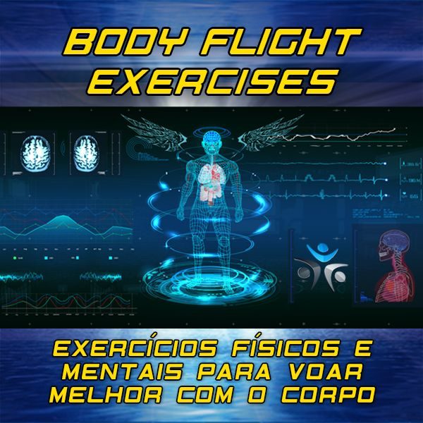 Imagem principal do produto Body Flight Exercises - Portugues