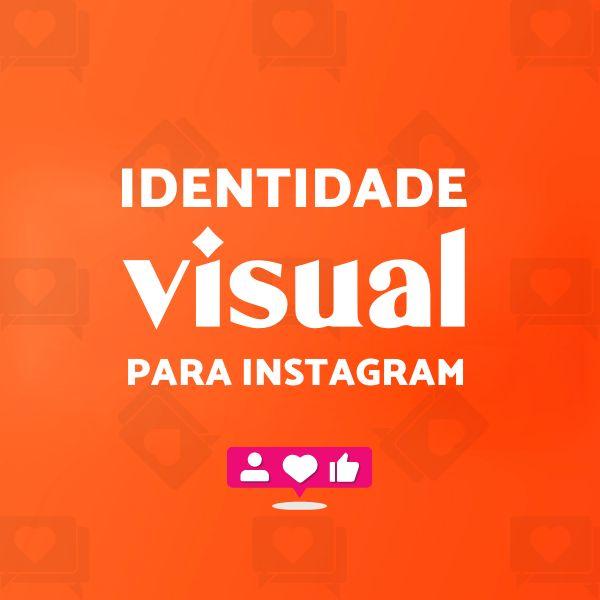 Imagem principal do produto Identidade Visual Para Instagram