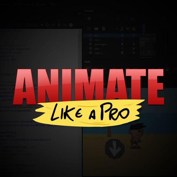 Imagem principal do produto Animate Like a PRO