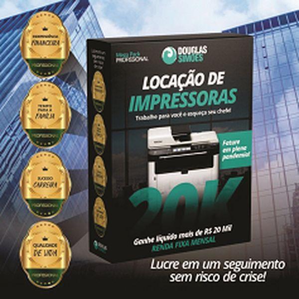 Imagem principal do produto Locando impressoras e imprimindo Sonhos!