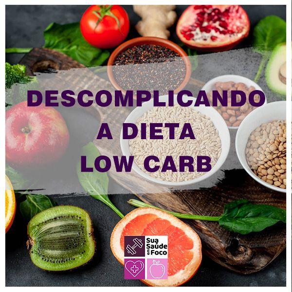 Imagem principal do produto Descomplicando a Dieta Cetogênica