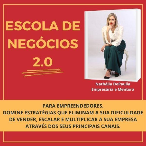 Imagem principal do produto ESCOLA DE NEGÓCIOS 2.0