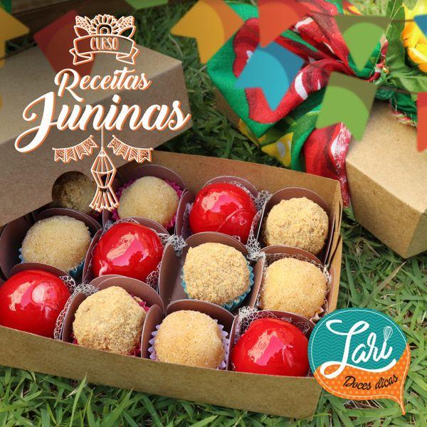 Imagem principal do produto Receitas Juninas
